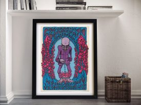 Buy a Berry Dropper Concert Poster Print