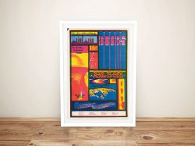 Buy a Concert Poster Print for The Doors