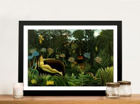 Buy The Dream Classical Wall Art On Canvas