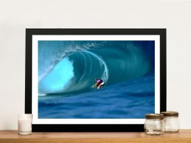 Buy Laird-hamilton teahupooFramed Wall Art