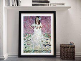 Buy a Portrait of Mada Primavesi by Klimt