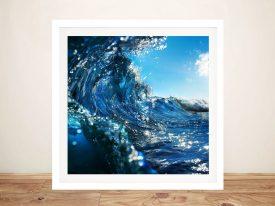 Buy Breaking Waves No.1 Ocean Seascape Art