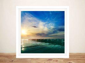 Buy Breaking Waves 10 Calming Seascape Art