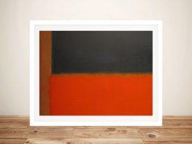 Mark Rothko Framed Wall Art