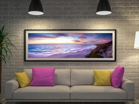 Buy a Jindalee Sunset Panoramic Print