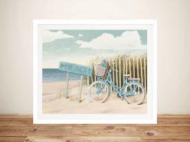 Beach Cruiser ll By James Wiens Pop Art