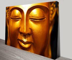 BHP Golden Buddha Face