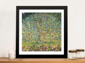 Apple Tree By Gustav Klimt Wall Art