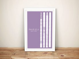 Party In The USA Soundwave Print