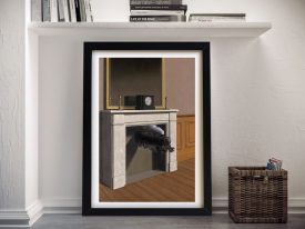 Buy René Magritte's Time Transfixed Artwork