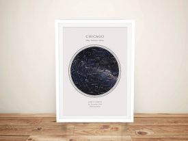 Personalised Star Charts