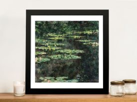 Buy a Print of Water Lilies (1904) by Monet