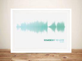 Buy Somebody to Love Soundwave Artwork
