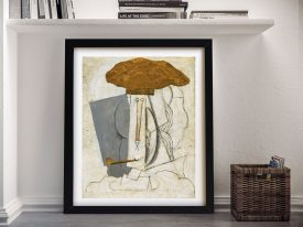 Buy a Picasso Print of Student with a Pipe