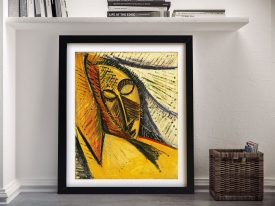 Buy Head of a Sleeping Woman Picasso Artwork