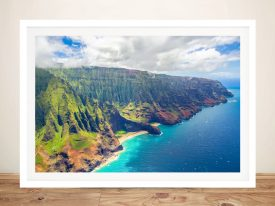 Buy a Ready to Hang Print of Paradise Bay