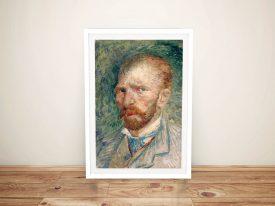 Buy Vincent Van Gogh Self Portrait Wall Art
