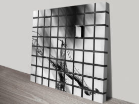 Exit Reality Abstract Architecture Landscape Canvas Pictures