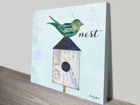 At Home I Artwork | Print