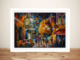 Leonid Afremov Cheap Artwork Online Seller Australia
