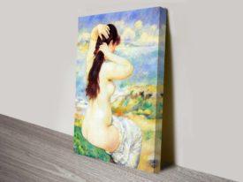 A Bather, Renoir Classical Art Print