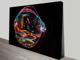 galactic bubble custom artwork online cheap