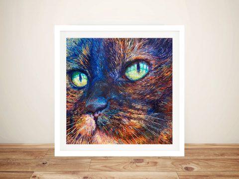 Foxy Iris Scott Framed Pictures Art