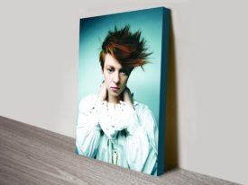 La Roux Canvas Wall Prints