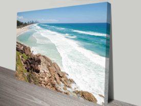 Miami Beach Qld wall prints