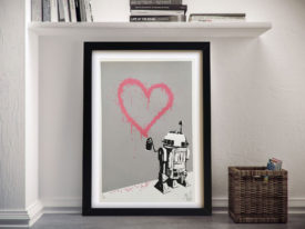 R2D2-HEART-Banksy-Framed-Wall-Art