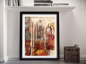 Unnamed by Robert Rauschenberg Pop Wall Art Print