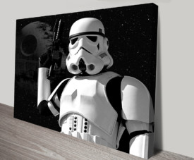Buy StormTrooper Star Wars Pop Art
