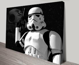 Buy StormTrooper Star Wars Pop Art