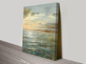 Sunrise Canvas Workart on Prints