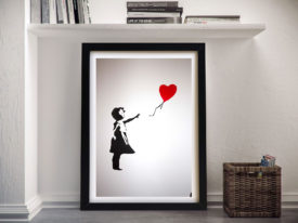 Banksy Wall Art Prints