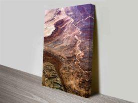 earthly gradients custom photo print online