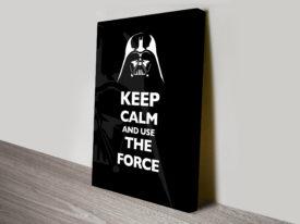 Star Wars Darth Vader Sith Keep Calm