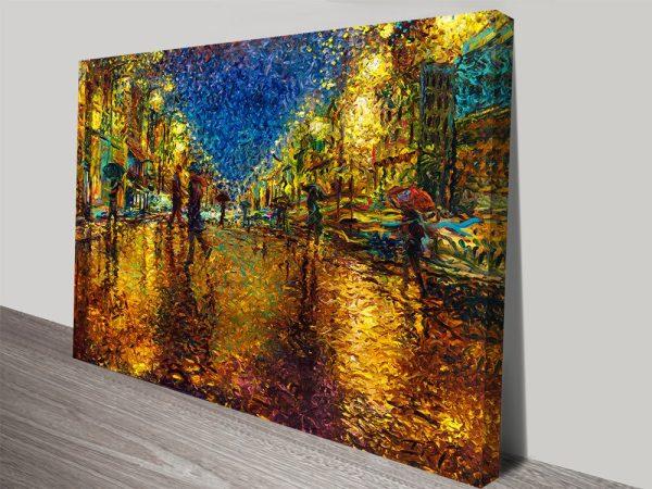 imidazalone iris scott Cheap Canvas Wall Art