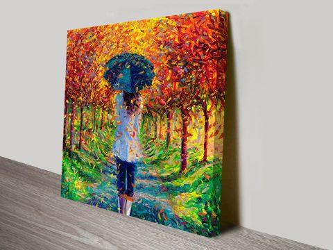 Colleen Iris scott canvas wall art print
