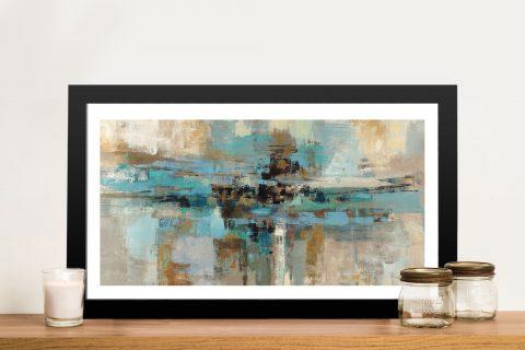 Morning Fjord Silvia Vassileva Art Print Australia