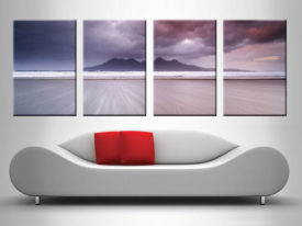 A Dream Called Rum Four Panel Wall Art Prints