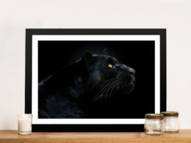 Black Panther Framed Wall Pictures Online