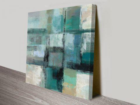 Island Hues Crop I Square Silvia Vassileva Art