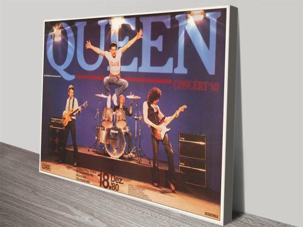 Buy Queen Wall Art Memorabilia Cheap Online