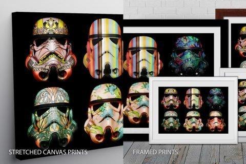 Star Wars Quality Art Print
