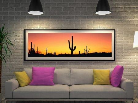 Buy an Arizona Desert Panoramic Print