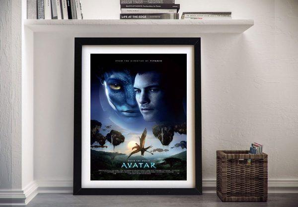 Buy a Framed Avatar Movie Poster Print