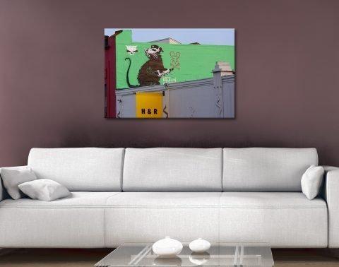 Soviet Rat by Banksy Unique Gifts Ideas AU