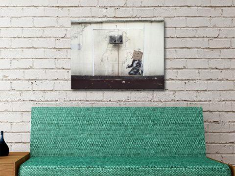 Banksy Wall Art Online Gallery Sale