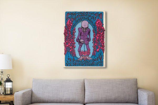 Buy Affordable Rock Concert Poster Art AU